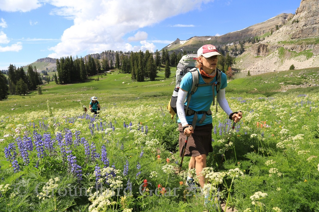 Teton Crest Trail. Groundbird Gear's hiking blog.